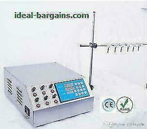 Digital auto fill machine - liquid products - 6 nozzels - SEE VIDEO - BRAND NEW - FREE SHIPPING
