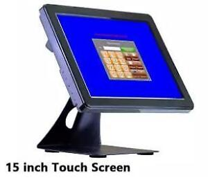Vio 15inch Touch Screen POS System starting at $350.