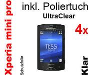 Sony Ericsson Xperia Mini Pro Folie