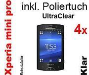 Sony Ericsson Xperia Mini Pro Schutzfolie