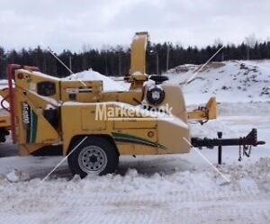 2009 Vermeer BC1000XL Wood Chipper