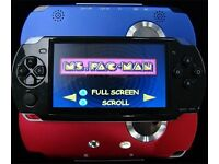 PXP handheld games consoles