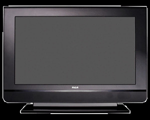 42  INCH  RCA  LCD  WITH FULL REMOTE