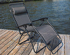 Moving Sale: Folding Lawn Chairs