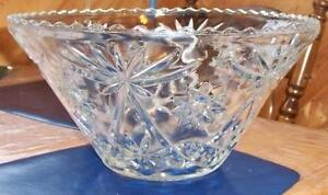 Early American Prescut  LARGE PUNCH BOWL SET – ONLY $20 London Ontario image 1