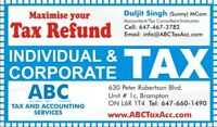 TAX AND ACCOUNTING EXPERTS