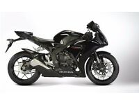New Honda CBR1000RR FireBlade Black Edition (16MY) ---- Save £1000 !!!! -- Black Tag Sale Event --