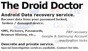 Droid Doctor - Android Messages, Pictures, and Data recovery.