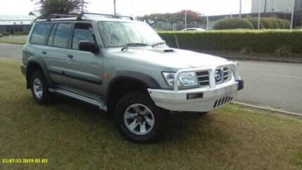2003 Nissan Patrol ST T/Diesel **12 month warranty only $295** Archerfield Brisbane South West Preview
