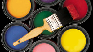 Professional experienced painter for hire.