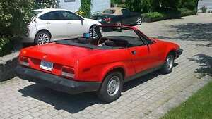 1980 Triumph Other TR-7 Convertible