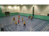 Indoor tootball - Thurs eve Hove - friendly game