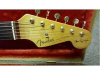 FENDER STEVIE RAY VAUGHN SIGNATURE STRATOCASTER USA