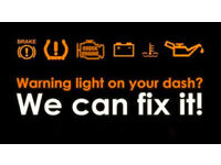 Erase Check Engine light, diagnostic car with OBDII interface - Hounslow