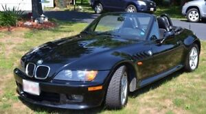 BMW Z3 Convertible Hard Top Coupe with Soft Top