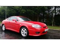 Hyundai Coupe S 1.6 Beautiful Condition 2005