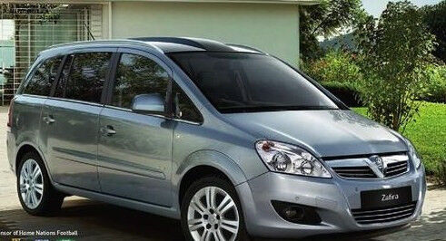 2005-2012 VAUXHALL ZAFIRA B BREAKING FOR PARTS