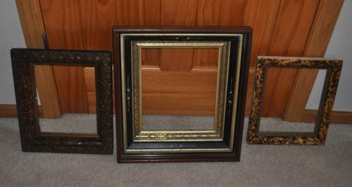 Victorian Picture Frame Ebay