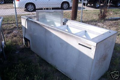 Ice Cream Frozen Foods Etc Freezer. Will Paint 8 Ft. Glass 900 Items On Ebay