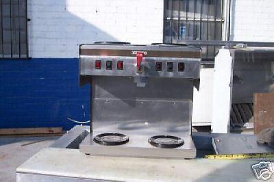 Newco Automatic 4 Pots Coffeemaker 115volts