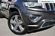 2015 Jeep Grand Cherokee WK MY15 Overland Grey 8 Speed Sports Automatic Wagon Wangara Wanneroo Area Preview