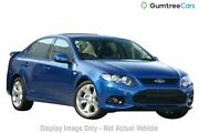 2012 Ford Falcon FG MkII XR6 Blue 6 Speed Sports Automatic Sedan East Rockingham Rockingham Area Preview