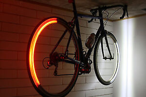 Revolights Skyline 700c 360 degree bicycle light system