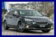 2017 Subaru Impreza G5 MY17 2.0i-L CVT AWD Dark Grey 7 Speed Constant Variable Sedan Lilydale Yarra Ranges Preview