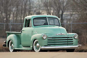 Wanted 1947-54 Chevy 5 window pickup