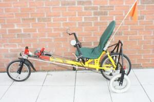 Vélo allongé Quetzal Paraiso Exotico (A047967)