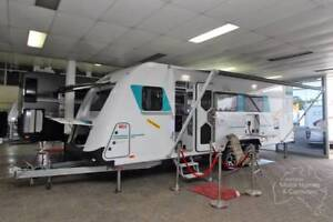 Avida Tourer Caravan - Topaz CV7652SL #6442 Windale Lake Macquarie Area Preview