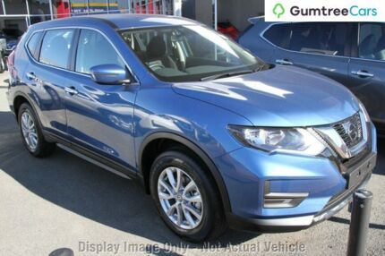 2017 Nissan X-Trail T32 Series II ST X-tronic 2WD Blue 7 Speed Constant Variable Wagon Wangara Wanneroo Area Preview
