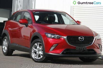 2017 Mazda CX-3 DK2W76 Maxx SKYACTIV-MT Soul Red 6 Speed Manual Wagon