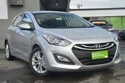 2013 Hyundai i30 GD2 MY14 Trophy Silver 6 Speed Sports Automatic Hatchback Hillcrest Port Adelaide Area Preview