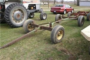 Looking for wagon running gear