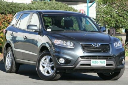 2011 Hyundai Santa Fe CM MY12 SLX Grey 6 Speed Sports Automatic Wagon Acacia Ridge Brisbane South West Preview