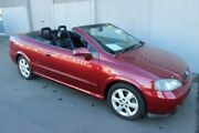 2002 Holden Astra TS 5 Speed Manual Convertible Burnie Area Preview