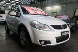 2010 Suzuki SX4 GY MY10 6 Speed Manual Hatchback Mordialloc Kingston Area Preview