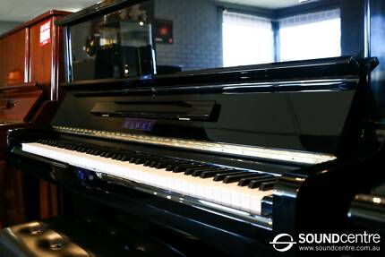 Kawai BS20 Refurbished Upright Acoustic Piano - Made In Japan