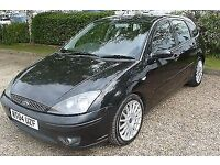 2004 Ford Focus 2.0 ST170 5dr