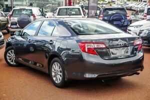 2014 Toyota Camry AVV50R Hybrid H Grey 1 Speed Constant Variable Sedan Hybrid Westminster Stirling Area Preview