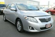 2007 Toyota Corolla ZRE152R Conquest Silver 4 Speed Automatic Sedan Bungalow Cairns City Preview