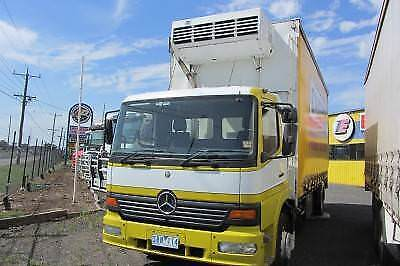 FROM $937 P/MONTH ON FINANCE* MERCEDES BENZ 1623 ATEGO