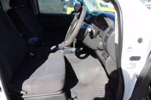 2006 Nissan Navara 4X4 Auto Ute