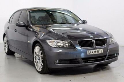 2005 BMW 320i E90 Executive Grey 5 Speed Automatic Sedan Lansvale Liverpool Area Preview