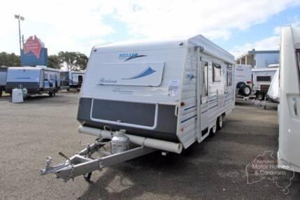 Millard Caravan - Horizon #6711 Windale Lake Macquarie Area Preview