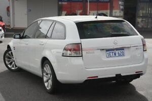 2011 Holden Berlina VE II International Sportwagon Heron White 6 Speed Sports Automatic Wagon Mindarie Wanneroo Area Preview