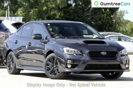 2015 Subaru WRX V1 MY15 Premium Lineartronic AWD Grey 8 Speed Constant Variable Sedan Kirrawee Sutherland Area Preview