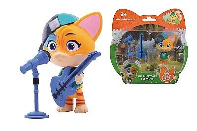 Smoby Toys 7600180110 - 44 CATS - Spielfigur Lampo mit Gitarre -...