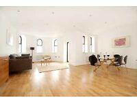 E1 -CONVERTED WAREHOUSE - Fantastic 3 bedrooms 2 Bathrooms Apartment - Minutes BRICK LANE